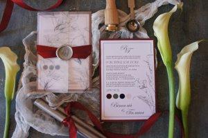 Запрошення на весілля № 42 - ІНШІ РОБОТИ