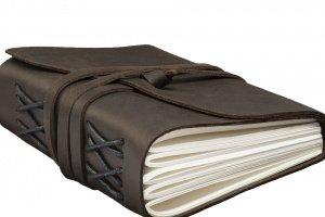 Необычный подарок блокнот ручной работы для записей - Опис