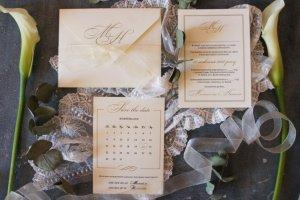 Робота Запрошення на весілля №43