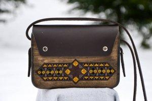 """Жіноча дерев'яна сумочка """"Sofi"""" - ІНШІ РОБОТИ"""