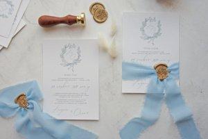 Запрошення на весілля №44 - ІНШІ РОБОТИ