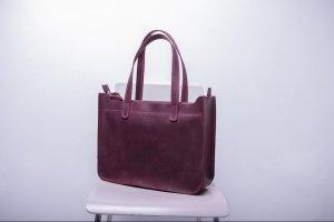 Робота Шкіряна сумка, женская сумка CaseBag