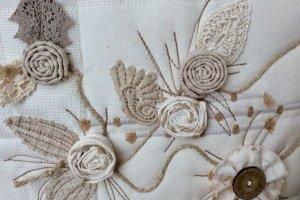 Текстильная сумка «Апрель» - Опис