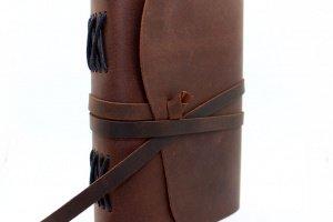 Робота Блокнот Кожаный плюс в Подарок кошелек ручной работы