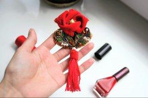 Красный цветок - ІНШІ РОБОТИ