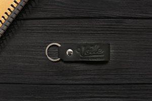 Мужской кожаный бумажник ручной работы VOILE mw10-blk - Опис