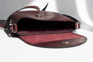 Небольшая сумочка (BS002 marsala) - Опис