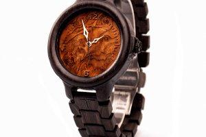 Робота Деревянные наручные часы Годинник деревяний годинник подарок