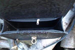 сумка шкіряна Роксолана-чорна - Опис