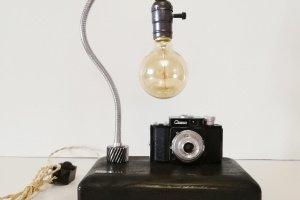 НАСТІЛЬНА ЛАМПА PRIDE&JOY Vintage camera 01LVC - ІНШІ РОБОТИ