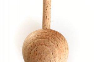 """Дерев'яна іграшка """"Дзига"""" - Віхало, Хуга, Юга, Метелиця  - Опис"""