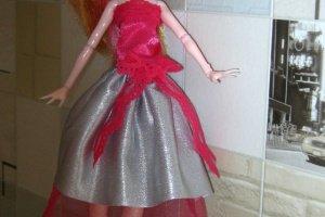Платье для кукол Монстер Хай, Эвер Хай.