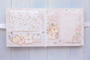 Свадебный подарок свадебный фотоальбом Blue - Опис