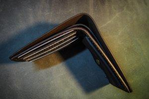 Кожаный кошелек Золотая рыбка - Опис