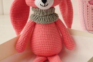 Іграшка для дитини - Зайченя - ІНШІ РОБОТИ