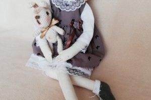 Кукла Тильда-Люси
