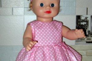 Одежда для кукол - пупса Алины (в рюкзаке). Ручная работа!  - Опис