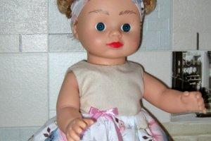 Одежда для кукол - пупса Алина ( в рюкзаке). Набор.  - ІНШІ РОБОТИ