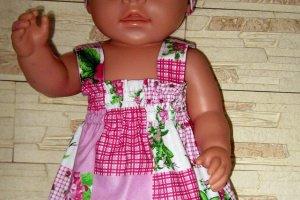 Робота Набор одежды для кукол Беби Борн. Одежда для кукол.