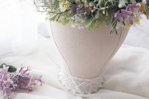 Робота Вінок з літніх квітів