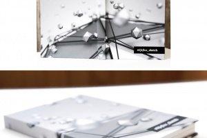 Скетчбук для акварели Sketchbook #LifeFLUX_sketch - Опис