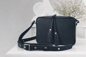 Жіноча сумка Glory чорна - ІНШІ РОБОТИ