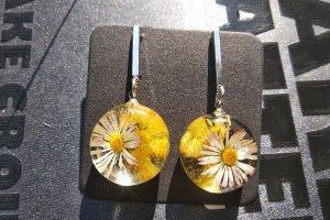 Сережки-капельки осінні - ІНШІ РОБОТИ