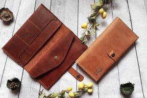 Робота Travel wallet 2.0 Гаманець, кошелек