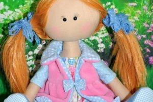 Интерьерная куколка - ІНШІ РОБОТИ