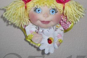 Кукла на УДАЧУ (мини) - Опис