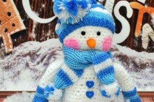 Снеговички, 40 см - Опис