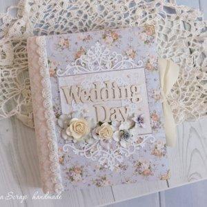 Робота Свадебный подарок свадебный фотоальбом Violet