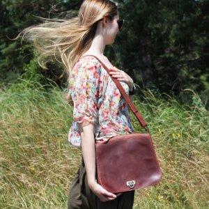 Робота Повседневная женская сумка, кожаная сумка