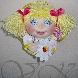 Робота Кукла на УДАЧУ (мини)