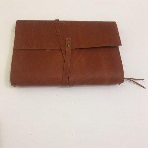 Робота Softbook - кожаный блокнот со сменными блоками (коричневый)