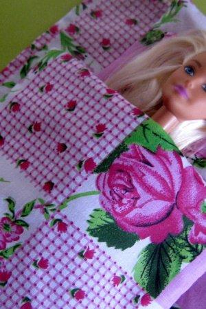 Постель для кукол Барби. Ручная работа!